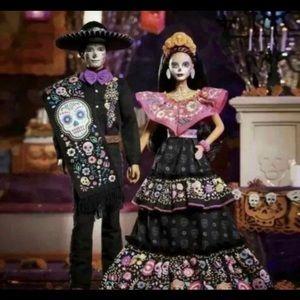 Dia De Los Muertos Barbie & Ken LTD Ed